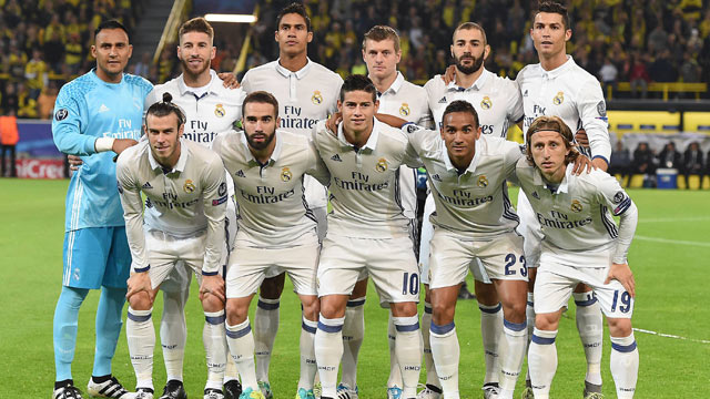 This Should Be The First Xi Of Real Madrid Against Bayern Munich According To Fans Votes