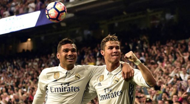 Casemiro: Ronaldo proved that he is the best player