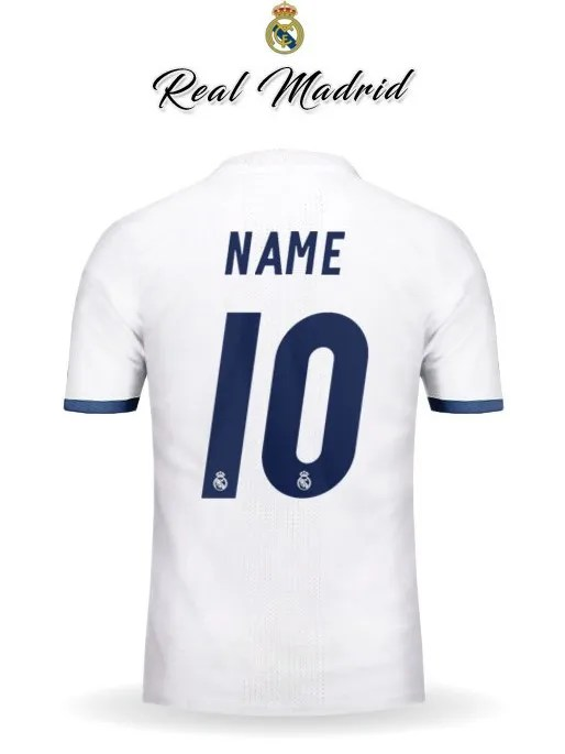 OFFICIAL: This is the new number 10 in Real Madrid (FOTO)