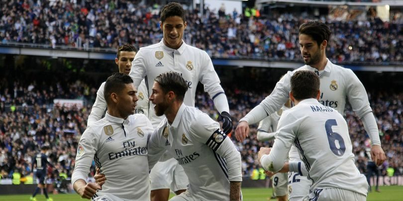 Real Madrid Open To Selling First team defender For €60 Million Amid Manchester United Interest