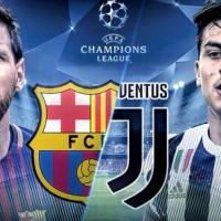 Official Formations: Barcelona vs Juventus