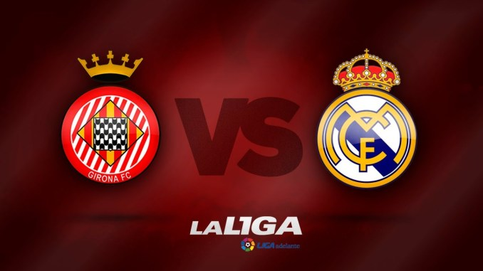 ريال مدريد وجيرونا بث مباشر