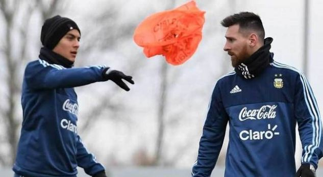 847b4229f79 Dybala has once again clarified the controversial statement for Leo Messi.