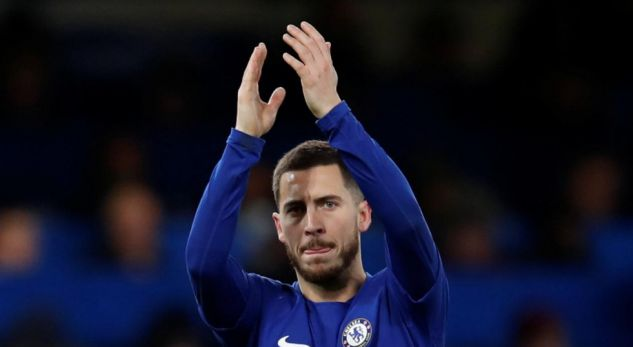 'I've always liked Real Madrid!' - Hazard hints at Chelsea exit