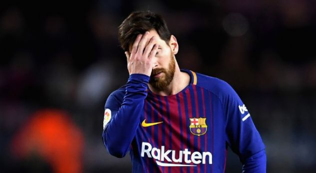Lionel Messi goes on a war with FC Barcelona
