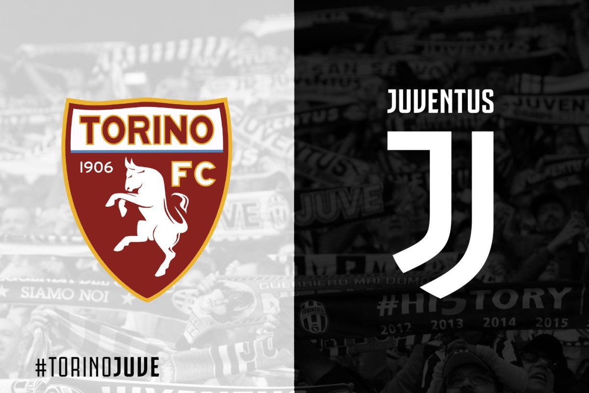 Official Formations: Torino – Juventus