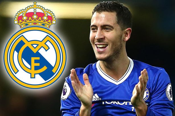Chelsea have made it clear to Real Madrid the price of Hazard