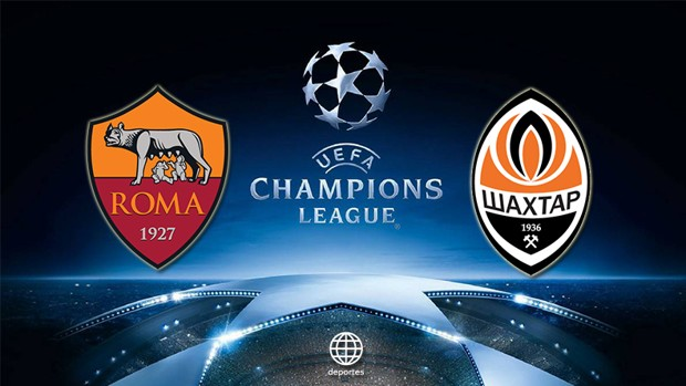 Roma And Shakhtar Have Published Official Formations Before The Match In The Champions League Match