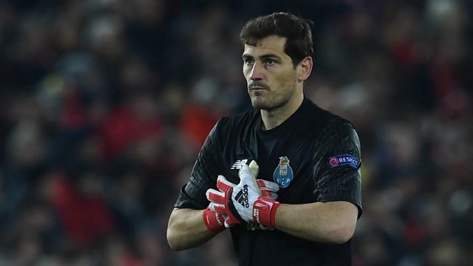 e99d911c413 Iker Casillas takes brutal shot at Jose Mourinho after Man Utd s defeat at  Liverpool