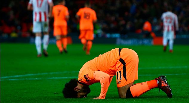 Salah says he will not break the fast for the Champions League final