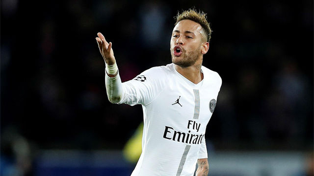 """It would hurt me to see Neymar playing for Real Madrid"""