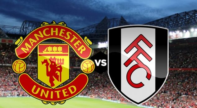 Official Formations Manchester United Vs Fulham