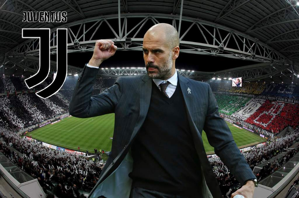 Guardiola meets Juve director and agrees four-year deal (Radio Sportiva)