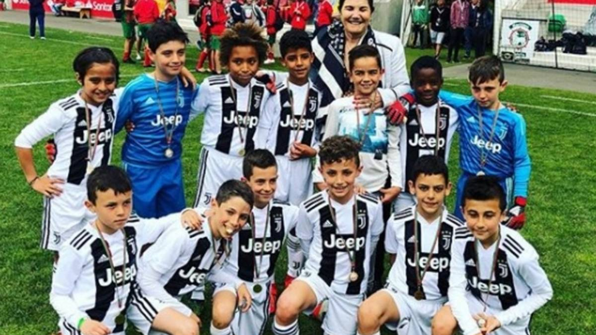Ronaldo Jr scored 25 goals in 8 games… with 7 goals in a single first-half