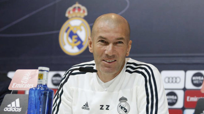 The four positions Zidane is planning to change this summer