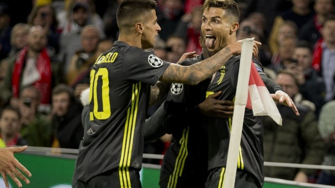 d7c1f6b634a Ronaldo s Juve ready to seal Serie A before Ajax decider