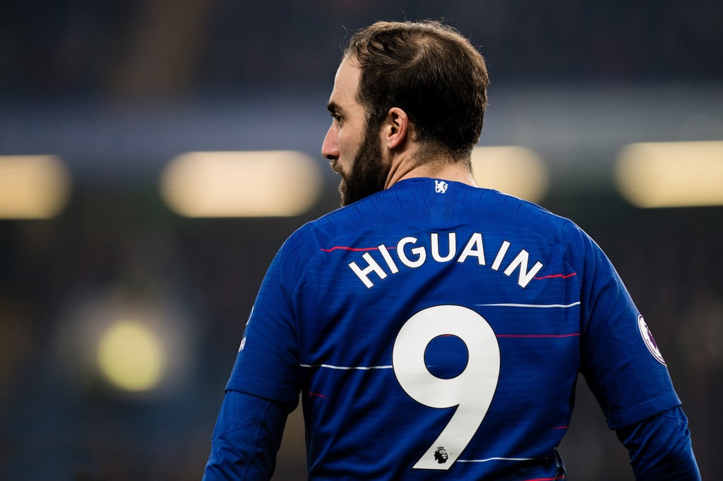 Higuain back to his former team