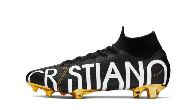 88642c6c0 Nike launch 2,019 pairs of latest Cristiano Mercurial Superfly boot