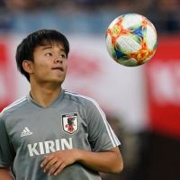 Video: New Real Madrid signing Takefusa Kubo impresses in Copa America