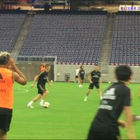 Real Madrid forced to train with the air conditioning on