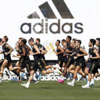 Zidane only has 21 players present in Madrid training ahead of Celta clash