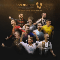 Messi, Ronaldo, Modric, Ramos lead 10-man list of nominees for Golden Foot Award