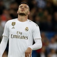 Real Madrid striker Jovic faces six months in Serbia prison for breaching quarantine rules