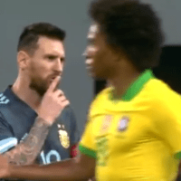 Education comes first - Thiago Silva blasts Messi over shushing gesture to Tite