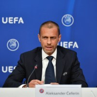 UEFA president: We are all united against this nonsense of a project