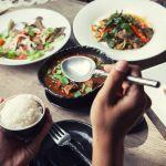 Thai Cuisine Serving