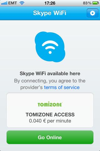 skype releases wifi app for iphone