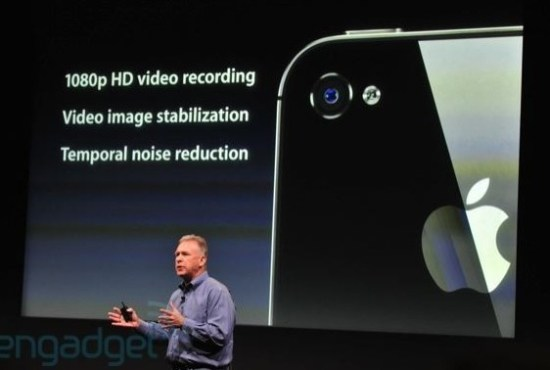 iphone 4s event picture