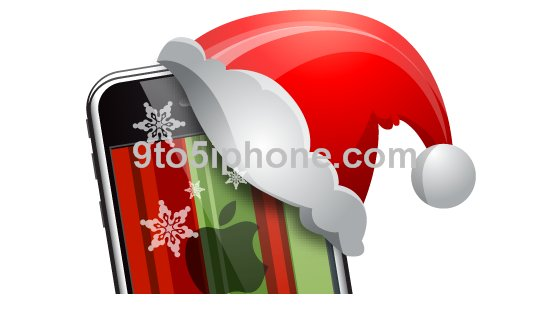 chirstmas iphone applications