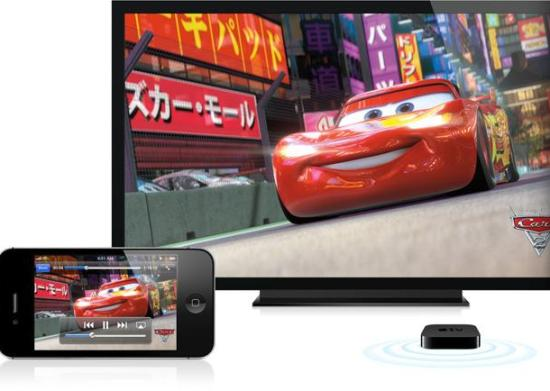 connect iphone to hdtv