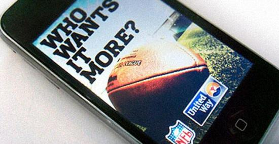 nfl iphone apps