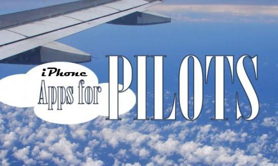 iphone apps for pilots