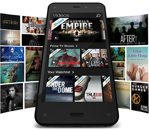Amazon-fire-phone-comes-with-unlimited-prime-contents