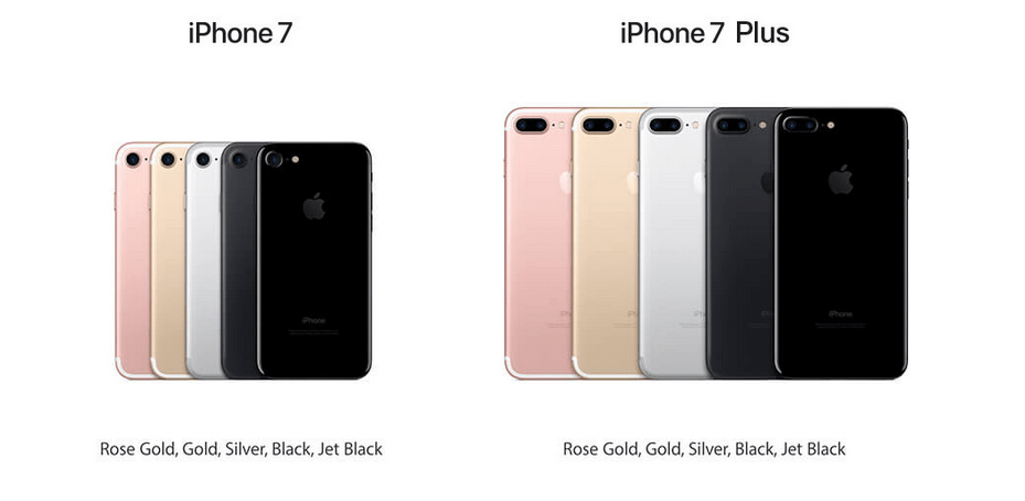Apple Iphone 7 And Iphone 7 Plus Now Available For Pre
