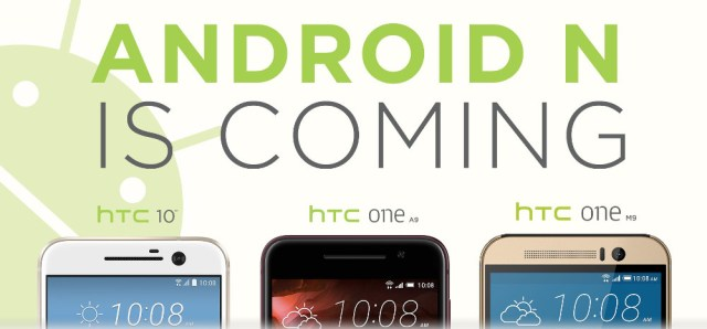 htc-smartphone-to-get-android-nougat