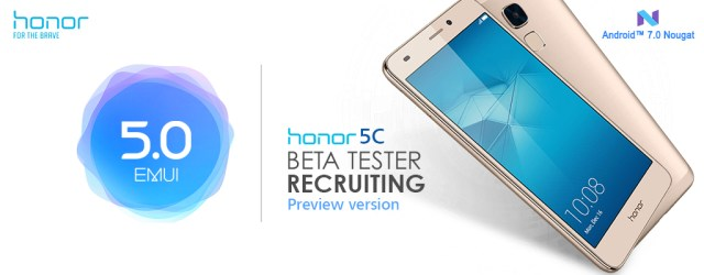 huawei-honor-5c-android-nougat-beta-registartion-opens