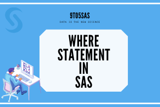 Use Where Statement In SAS To Your Advantage