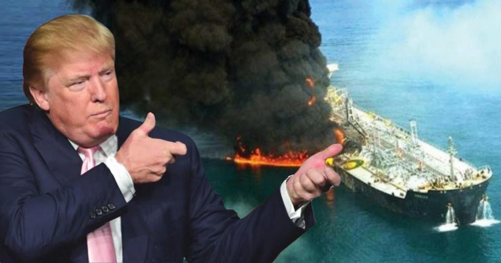 USA hledají záminku války proti Iránu, na jehož ropě je závislá Čína. Budou stačit hořící tankery, nebo je třeba přitvrdit?
