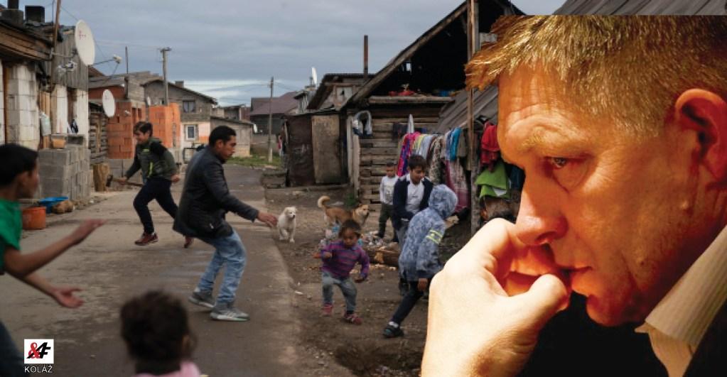 Na Slovensku přituhuje: předsedu nejsilnější strany vyšetřuje policie kvůli šíření nenávisti proti Rómům.