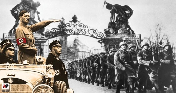 Pláčou sice hezky, ale na špatném hrobě. Svět teď roní slzy na tryzně v Polsku, ale II. světová válka začala o půl roku dříve. Že by žádný protektorát nebyl?