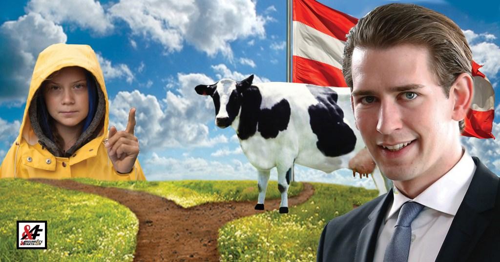 """Volby v Rakousku: Drtivé vítězství Sebastiana Kurze, který zavřel hranice imigrantům. Video s prostitutkou vrátilo zemi zase nazpátek. Rakousko na křižovatce, která může být """"bodem zlomu"""" celé Evropy"""