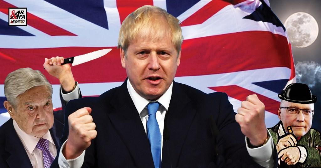 Koudelko, budíček! Zapomeňte na ruské agenty. USA podvratně ovlivňovaly Brexit a volby ve Velké Británii. Americká Nadace Open Fond Society působí i v České republice. Video: Soros o Havlovi
