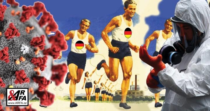 Záhada Koronavirus: Proč Německo vykazuje obrovskou anomálii v počtu nakažených a zemřelých? Je příčina smrti věcí výkladu? 99 % zemřelých v Itálii trpělo jinou smrtelnou nemocí, říká výzkum