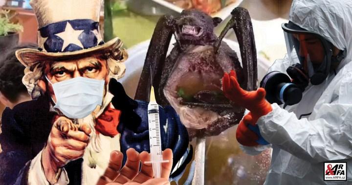 Koronavirus: To snad ne! Nový americký výzkum připouští, že virus nemusí být přírodního původu. A navíc: USA sponzorovalo ve Wuhanu výzkum koronaviru a netopýrů v roce 2018. Stalo se přesně to, čemu měl zabránit