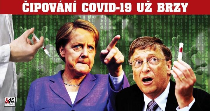 """To snad ne! Německo chce zavést průkazy imunity COVID-19. """"Nemáš kartu? Tak zmiz!"""" Šokující krok k celoplošné vakcinaci a čipu pod kůží podle Billa Gatese. Kritici odkazují na nejtemnější kapitolu německé historie."""