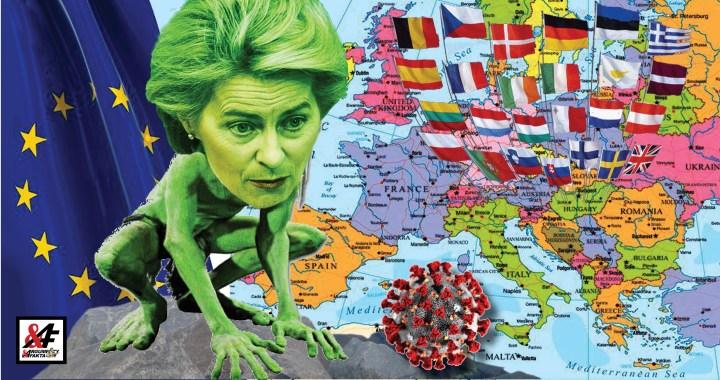 Ve stínu Koronaviru: Evropská unie hlásí Marshallův plán pro Evropu. Trik pro zavedení Nového zeleného řádu (Green New Deal). Žádné uhlí, žádná ropa, žádné hotové peníze a spousta dluhů